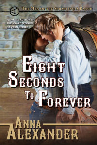 Eight Seconds to Forever by Anna Alexander
